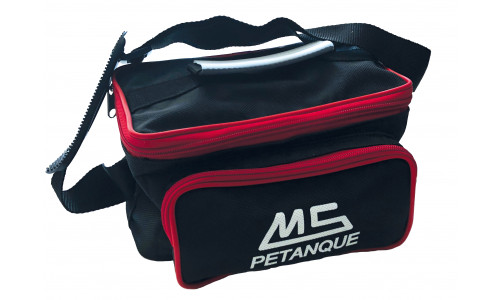 MS Tasche für 6 Kugeln - Reporter-Bag NEU