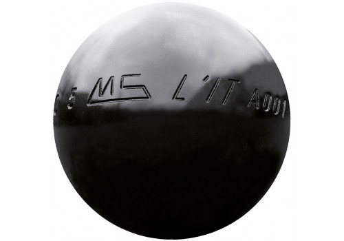 """L'IT"" INOX Boule Kugel - MS Petanque"